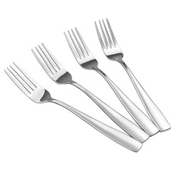 Levens 16-Piece Stainless Steel Dinner Forks