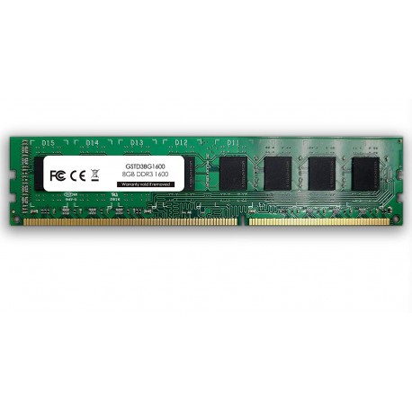 Luxebell DDR3 8GB 1600MHz PC3-12800 CL11 1.5V for PC Computer Desktop Memory Module Ram