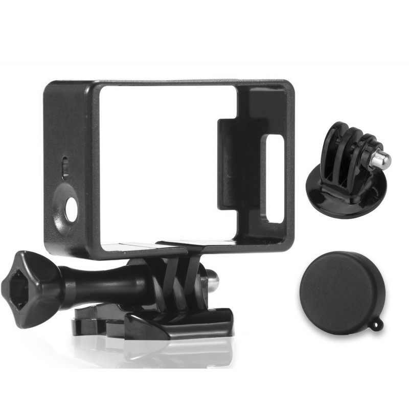 Luxebell Frame Mount Housing with Protective Lens Cover for Gopro ...