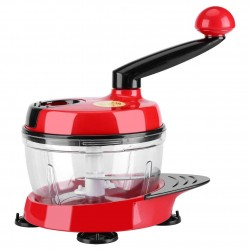 AIMEGO Food Mixer,Manual Food Processor