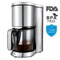 AIMEGO AD-103 Stainless Steel Coffee Maker Coffee Pot