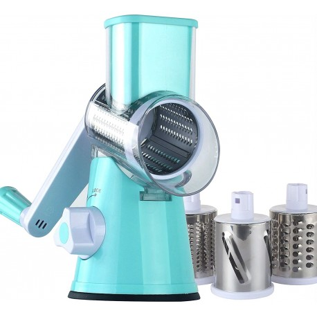 Boulou Hand-operated Vegetable Cheese Shredder