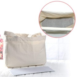 Pertos Canvas shopping bags